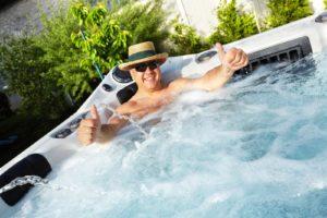 hot tub health benefits