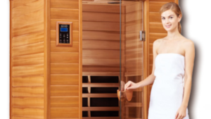 start your day off right with a sauna